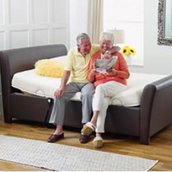เตียงนอนสำหรับผู้สูงอายุ
