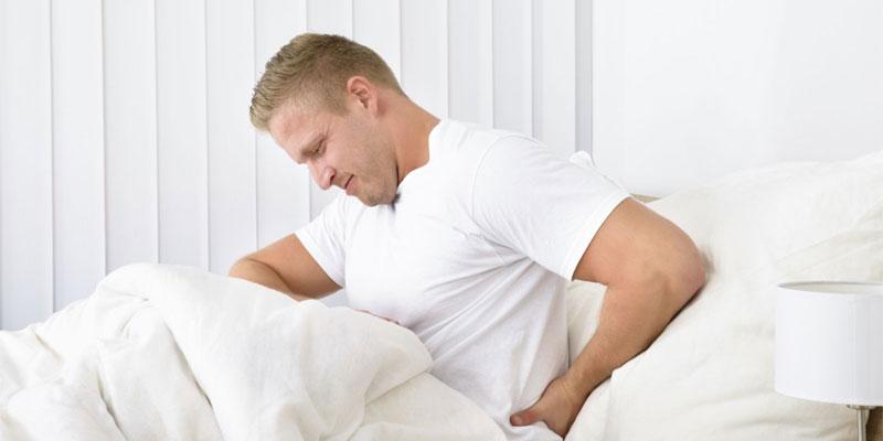 เลือกที่นอนป้องกันอาการปวดหลัง